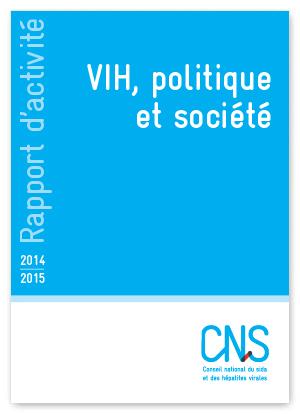 Rapport d'activité 2014-2015 du CNS