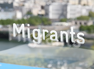 Demandeurs d'asile et étrangers en situation irrégulière