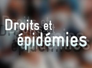 Droits et épidémies